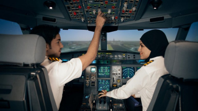 Soaring global demand for pilots boosts Etihad's training unit