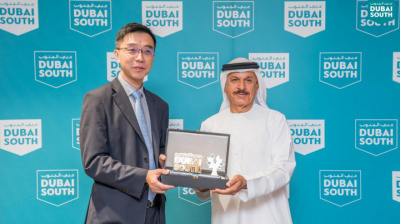 Dubai South gets in position for Belt & Road initiative