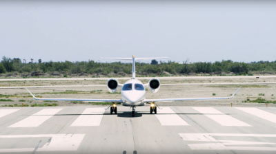Video: Bombardier Aerospace unveils the Learjet 75 Liberty