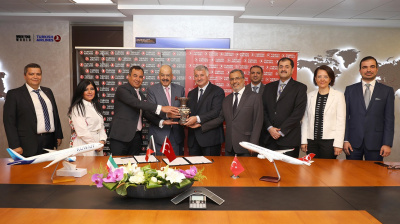 Turkish Airlines and Kuwait Airways ink codeshare agreement