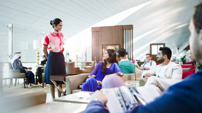 Marhaba expands and upgrades lounge at DXB airport