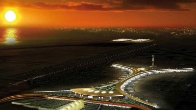 First international flights take-off from Jeddah's new airport