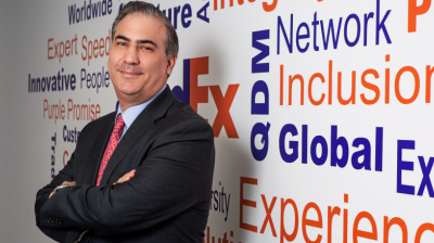 INTERVIEW: Taarek Hinedi, vice president of Middle East & Africa Operations at FedEx Express