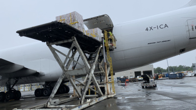 Air Partner arranges transport of more than 400 tonnes of aid to South Sudan
