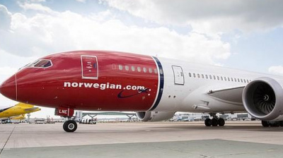 Metal shards from Norwegian Air flight engine rain down in Italy