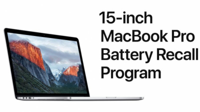 Recalled Apple Macbook Pro laptops banned from flights by regulators