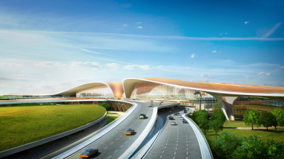 Ready to wow the world: Beijing Daxing International airport opens September 30
