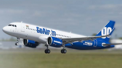GoAir crew forgets navigation charts, plane headed for Bangkok returns to Delhi