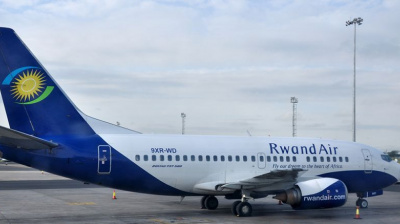 Rwanda's RwandAir notes increase in Dubai passengers