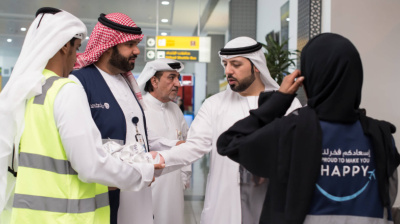 Abu Dhabi airport welcomes more than 4.5m passengers in the summer