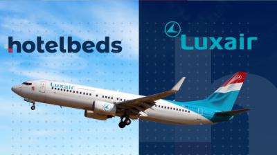 Luxair Luxembourg Airlines signs partnership with Hotelbeds