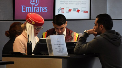 Emirates joins carriers in banning checked-in MacBook Pro laptops