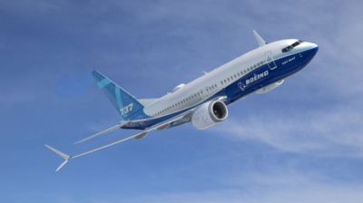 Boeing's 737 Max takes to the skies as flight tests commence