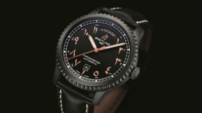 Etihad Airways announces Breitling as official timekeeper