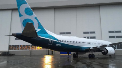 Boeing 737 Max to remain grounded 'until at least October'