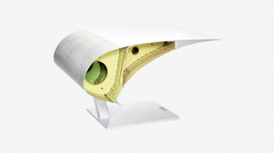 Pictures: Lufthansa's Upcycled Collection made from plane parts