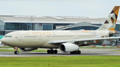 Smoking tablet forces Etihad flight to be diverted to Dublin