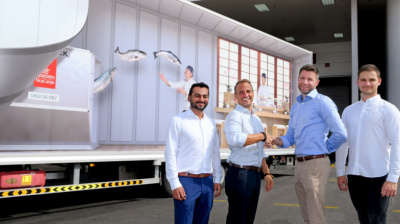 Dubai-based seafood e-commerce start-up partners with Emirates SkyCargo