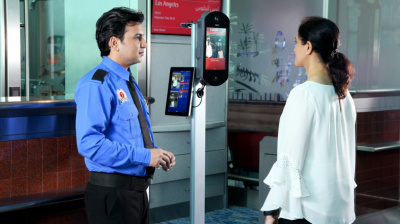 Emirates becomes first non-US airline to start biometric boarding