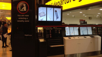 Airports need more security checks to root out threats from 'rogue employees' - UK aviation secretary