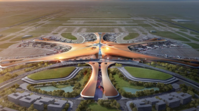 China's $17bn Beijing Daxing International Airport (PKX) opens for business