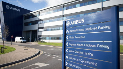 Hackers target Airbus suppliers in quest for secrets