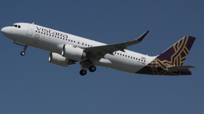 Vistara opts for Airbus FHS support package