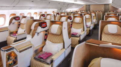 Fresh business class seats planned in time for 777X launch