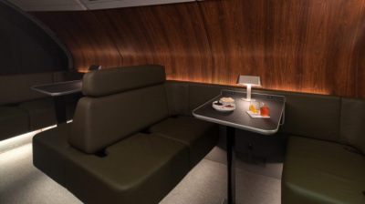 FIRST LOOK: Qantas' multimillion-dollar A380 cabin upgrade