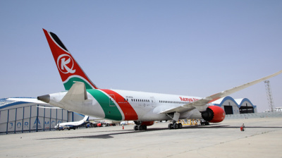 Joramco strikes heavy maintenance deal with Kenya Airways