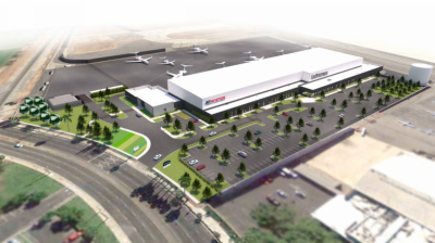 Jet Aviation launches anticipated sustainable FBO and hangar facility