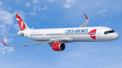 Czech Airlines to order in and upsize more Airbus aircraft