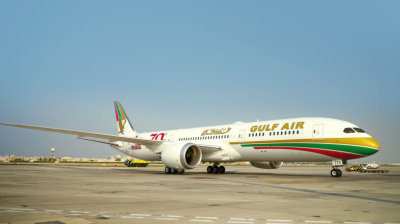 Gulf Air's seventh Dreamliner showcases airline's new boutique strategy