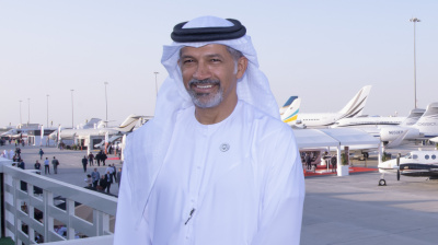 Ali Alnaqbi: It is not the time to buy and sell private jets