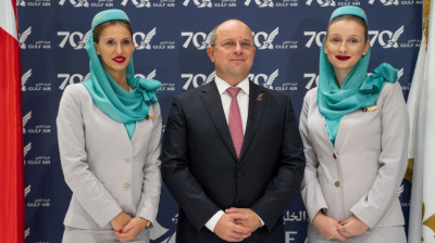 Gulf Air expands European presence in line with boutique strategy