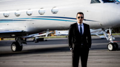 New 'two-minute' carbon offset tool to pierce private jet market