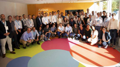 Airbus pinpoints 22 start-ups to join business accelerator initiative