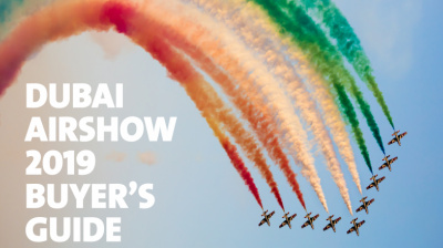 DUBAI AIRSHOW BUYER'S GUIDE: Stands and products you need to see