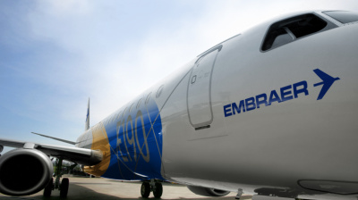 Embraer looks eastwards for potential partners following Boeing pullout