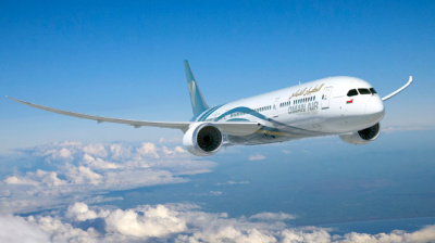 Oman Air is Middle East's top carrier in Heathrow's green league