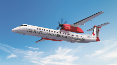 De Havilland ends successful debut at Dubai Airshow