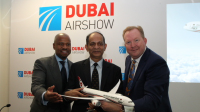 Double deal for Dreamliners kicks off orders at Dubai Airshow