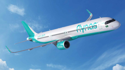 Saudi's flynas orders 10 A321s amid flurry of Airbus deals at Airshow