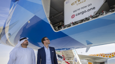 Etihad Cargo targets Europe with new e-booking platform