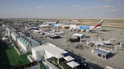 IN PICS: Highlights from the Dubai Airshow 2019