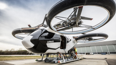 Airbus boss: 'Urban air mobility is a playground for decarbonised tech'