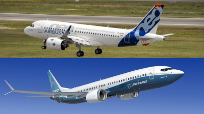 WATCH: A320 vs 737 race for market dominance