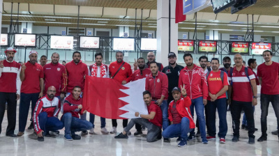 Bahrain flag carrier plays its role in country's first Gulf Cup win