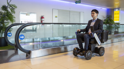 Abu Dhabi Airport and Etihad complete autonomous wheelchair trial