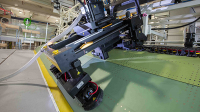 Airbus increases robotics use in planemaking following acquisition
